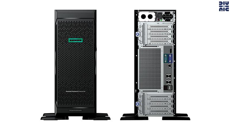 HPE ProLiant ML350 Gen10 Server