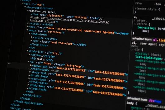 زبان برنامه نویسی برای طراحی سایت