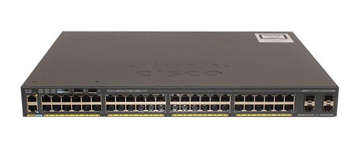 سوئیچ شبکه سیسکو 48 پورت WS-C2960X-48TS-L