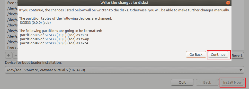 مراحل نصب سیستم عامل اوبونتو