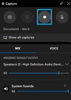 ضبط صفحه نمایش ویندوز 10
