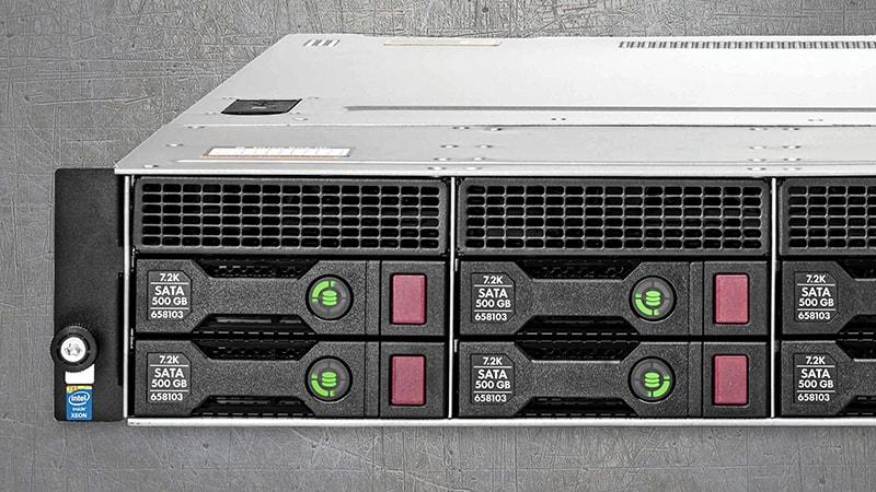 معرفی ارزان ترین سرور HP